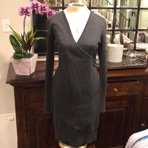 Ann Taylor Wool Dress